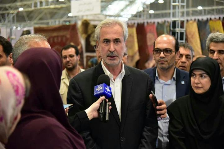 نمایشگاه صنایع دستی و گردشگری تبریز به ایجاد تعاملات فرهنگی یاری می نماید