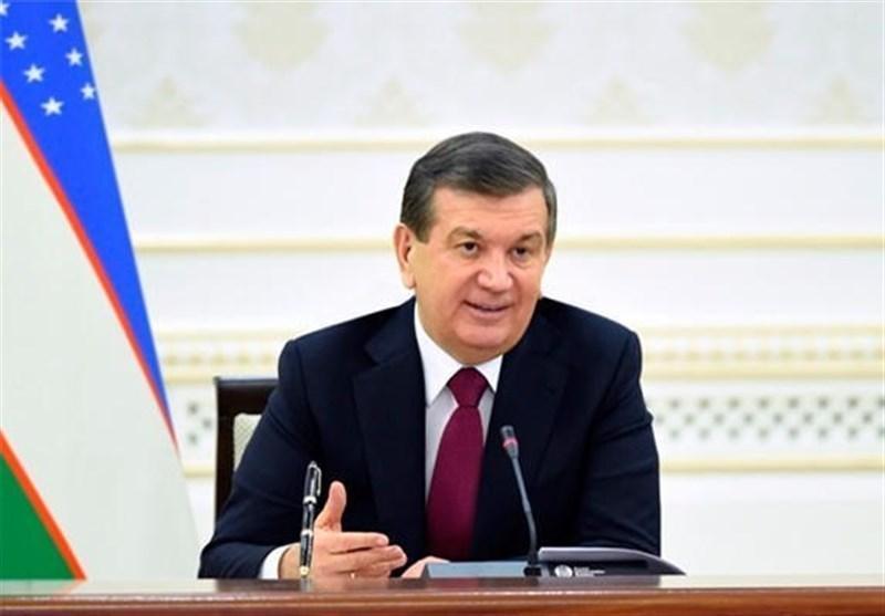 نخستین سفر رئیس جمهور ازبکستان به بلاروس