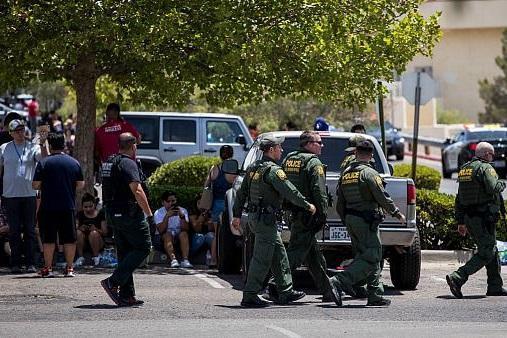 افزایش قربانیان مکزیکی تیراندازی ال پاسو به 6 کشته