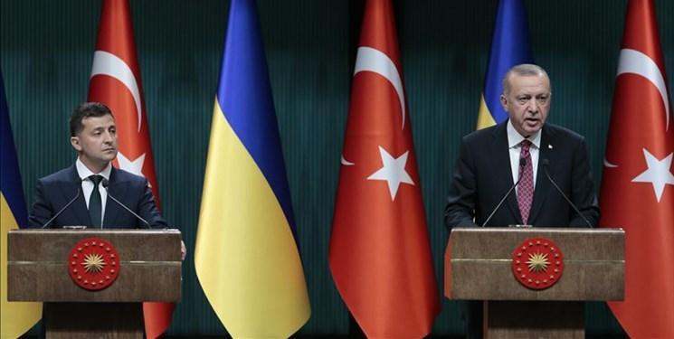 اردوغان الحاق کریمه را غیرقانونی خواند