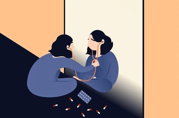 نکته بهداشتی: خودبیمار انگاری