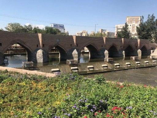 مطالعه زیباسازی حریم پل هفت چشمه اردبیل به مشاور واگذار می گردد