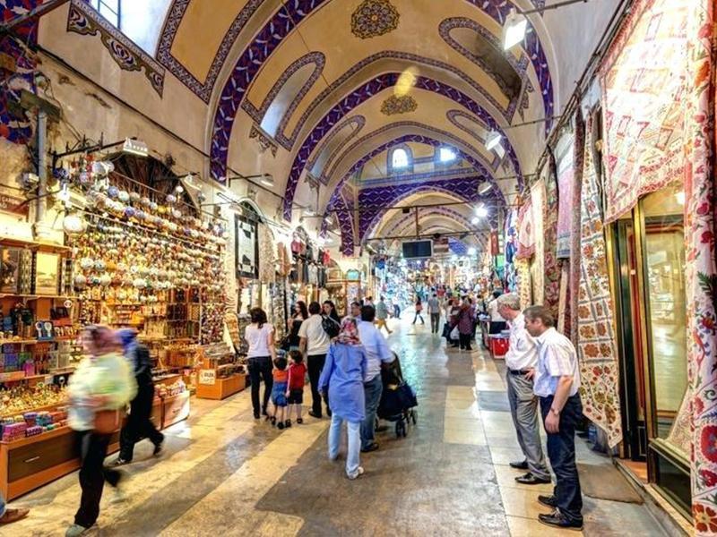 بازار بزرگ استانبول کجاست؟ (کاپالی چارشی)