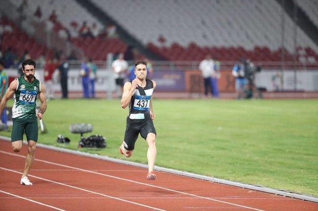 حسن تفتیان سهمیه المپیک توکیو گرفت