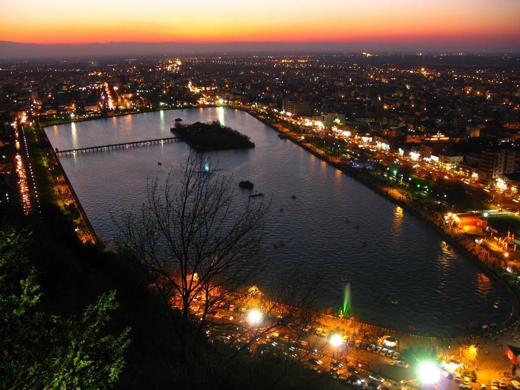 شهر زیبای لاهیجان معروف به عروس گیلان Lahijan