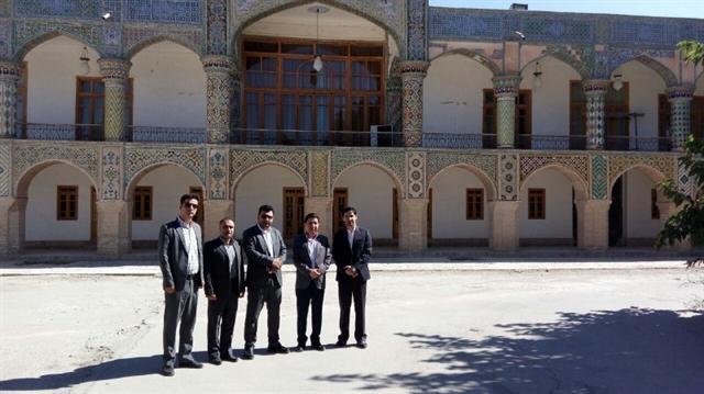 هم افزایی با پایگاه میراث فرهنگی ماسوله به منظور توسعه روستای تاریخی روئین