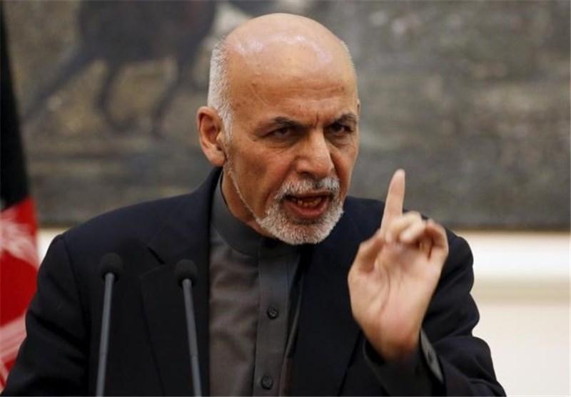 اشرف غنی: اقدامات تروریستی مانع گفت وگو با طالبان می گردد