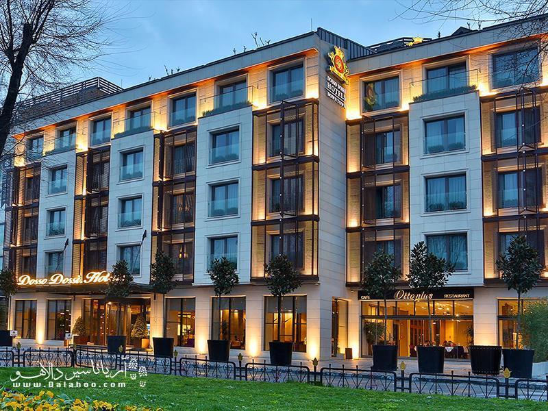 بهترین مناطق برای رزرو هتل در استانبول