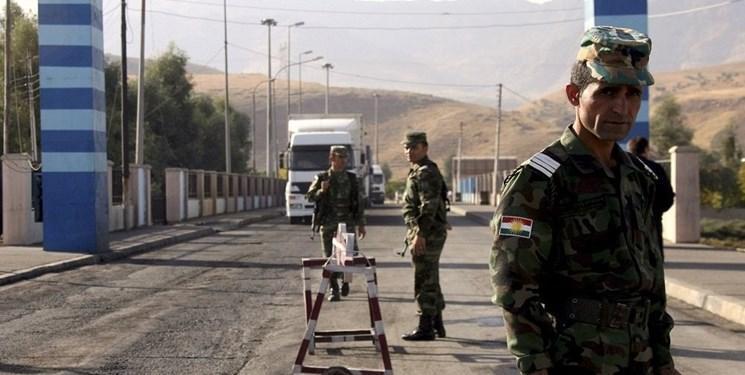 افتتاح گذرگاه مرزی المنذریه بین ایران و عراق