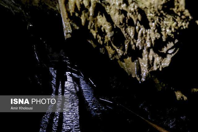 تعارضات معادن با غارهای حساس و ارزشمند رفع می گردد