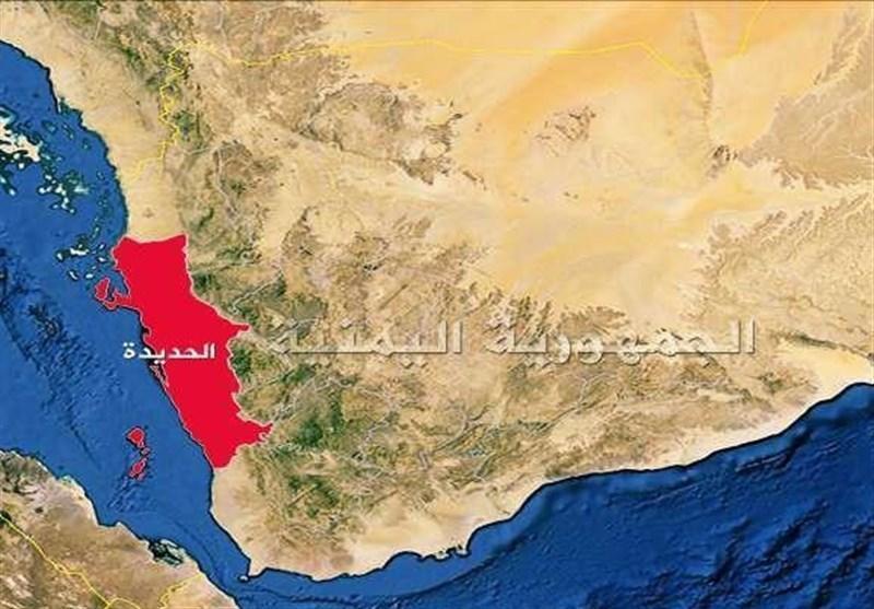 یمن، حملات خمپاره ای متجاوزان به الحدیده