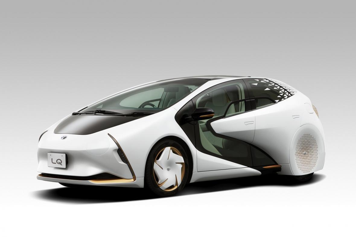 خودروهای الکتریکی لکسوس و تویوتا تا سال 2021 عرضه می شوند