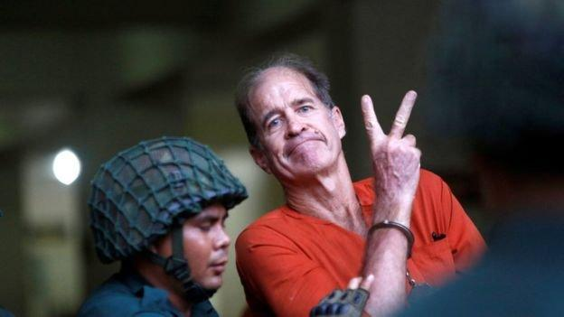 کامبوج برای فیلمساز استرالیایی 6 سال حبس برید