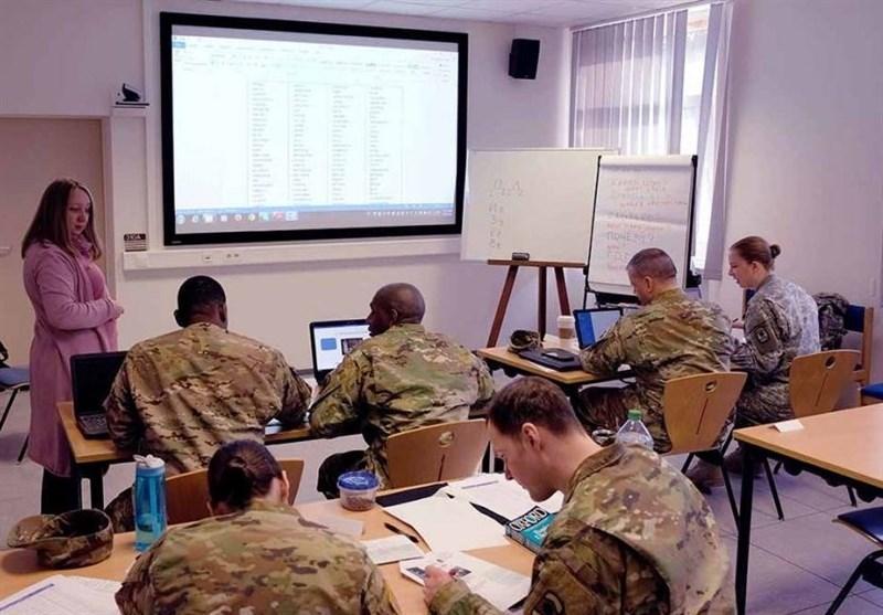 تحصیل بیش از 5500 نظامی خارجی در دانشگاه های نظامی روسیه