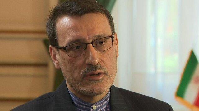 بعیدی نژاد: پیگری شکایت ایران از سوی آفکام ادامه دارد