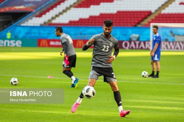 رضائیان با انتقاد از منتقدان لیست تیم ملی: مردی وقتی در تیم هستی حرف بزن!