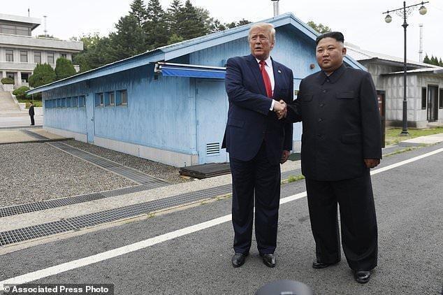 ترامپ برای رهبر کره شمالی پیام تبریک تولد فرستاد