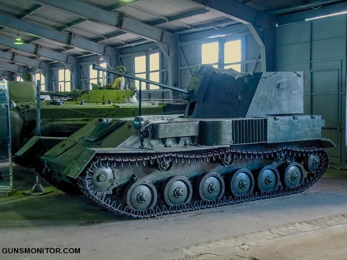 اولین ضد هوایی خودکششی تولید انبوه در شوروی!(