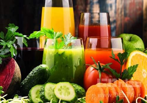 لاغری سریع با آب سبزیجات