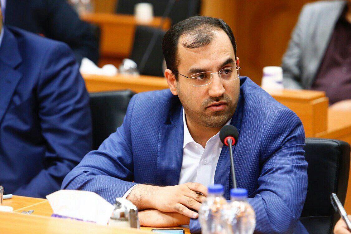 خبرنگاران شهردار منطقه 13 پایتخت از بیمارستان ترخیص شد