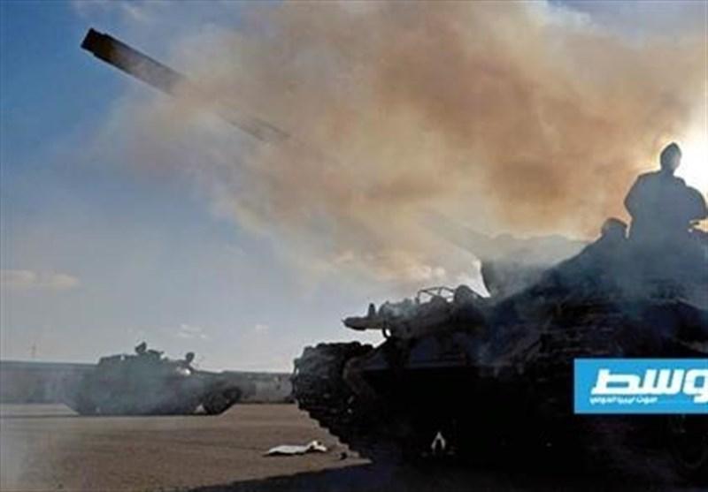 لیبی، حمله نیروهای حفتر به مناطق اطراف طرابلس
