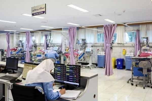 11 هزار بیمار کرونایی در مراکز درمانی تأمین اجتماعی بستری هستند