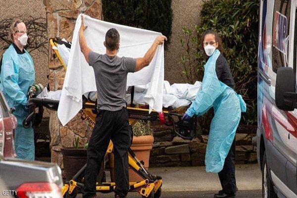 جهش آمار کرونا در آمریکا؛ مرگ 711 نفر طی یک شبانه روز