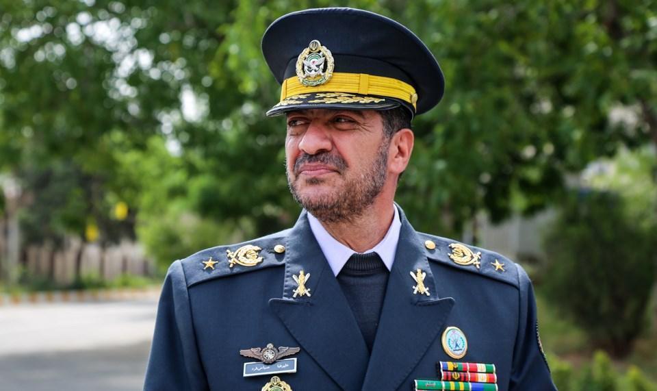 امیر صباحی فرد روز ارتش را تبریک گفت