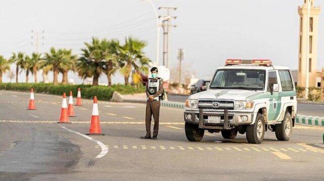 تیراندازی در جنوب عربستان