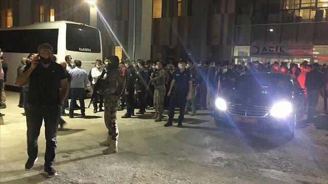 2 کشته و 8 مجروح در انفجار بمب در ترکیه