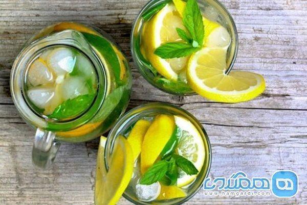 7 نوشیدنی سم زدا برای کم کردن وزن